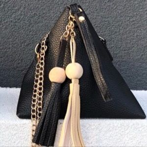 Evolving Always Bags - Pyramid Shaped Mini Bag